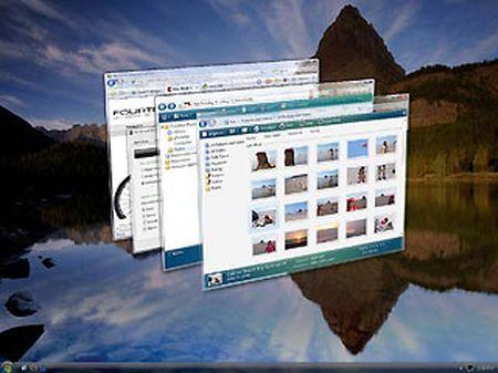 В Windows 10 вернут эффект прозрачности
