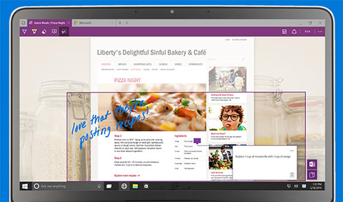 Microsoft показала новый браузер Spartan