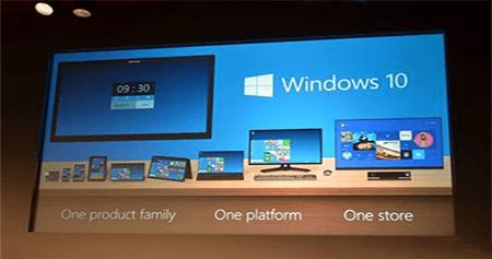 Шесть вещей, которых мы не узнали из анонса Windows 10