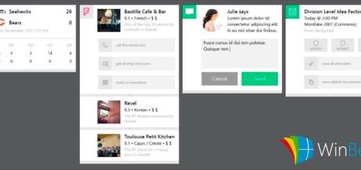 Скоро будет новый интерфейс в Центре уведомлений и Cortana