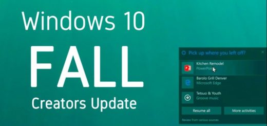 FALL Windows 10