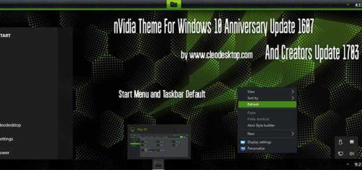 nvidia_theme