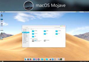 Mac-OS-theme