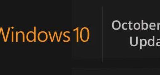 Следующие обновление Windows 10 будет в октябре