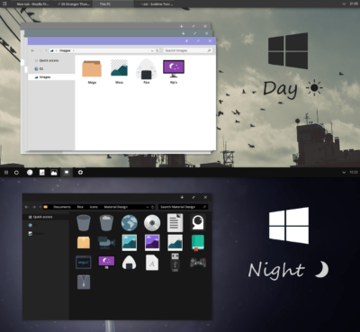 W10 Day and Night