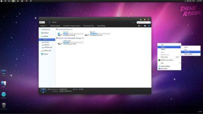 Dark Leopard Windows 10