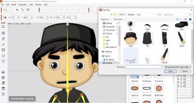 создание 2d анимации windows