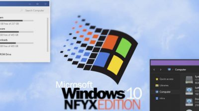 NFYX Windows 10