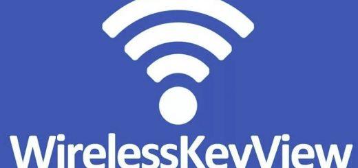 wirelesskeyview