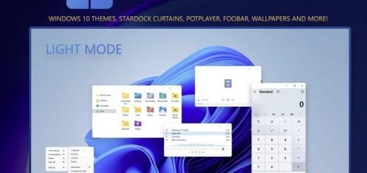тема windows 11 для Windows 10