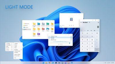 Windows 11 тема